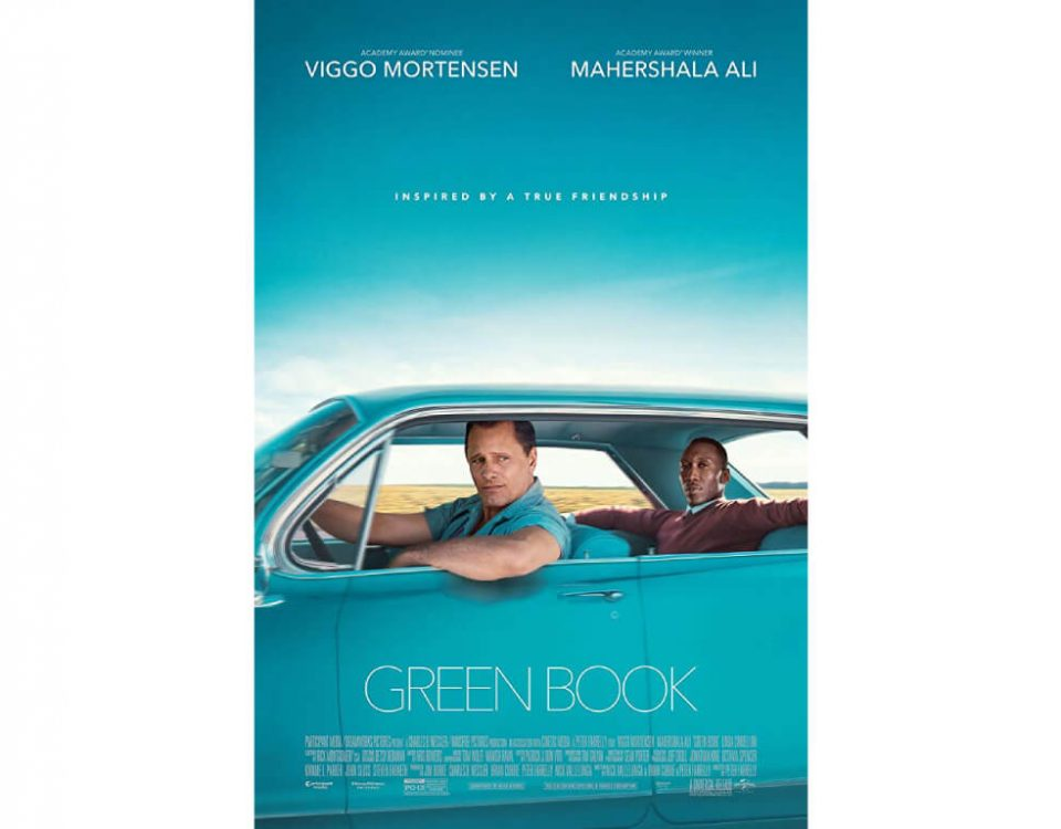 Green book - oscars 2019