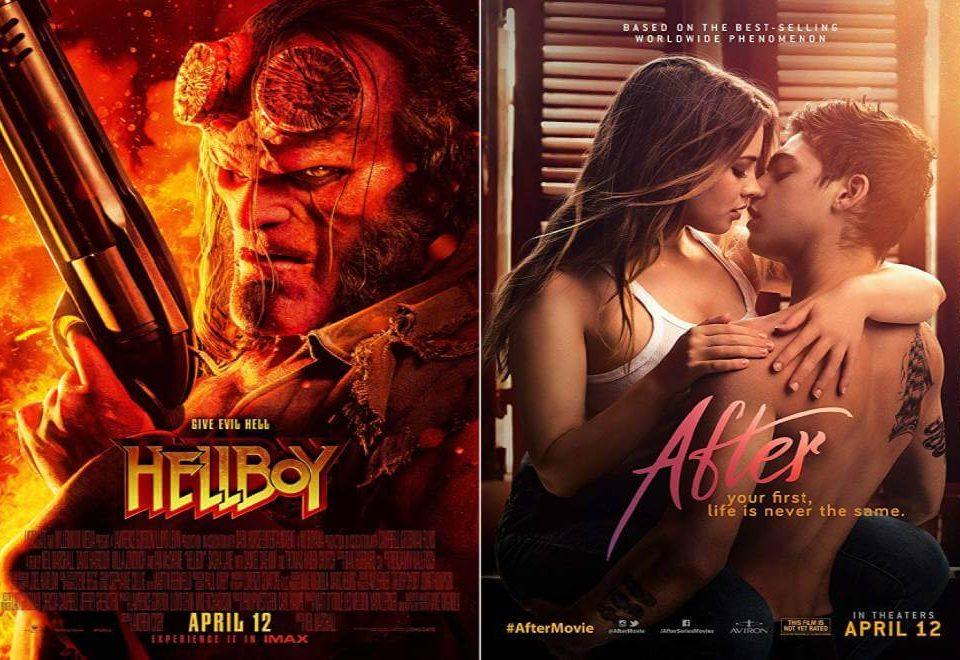 Ταινίες προσεχώς 11/4/2019